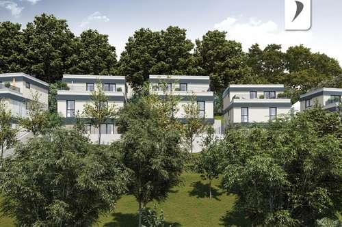 Neu in Kalksburg: 4-Zimmer-Maisonette in exklusivem Hanghaus
