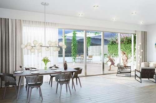 Exklusive Penthouse-Wohnung am Juwel der Alpen - Millstätter See