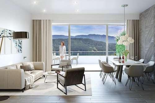 Luxuriöse Penthouse-Wohnung im Herzen von Millstatt