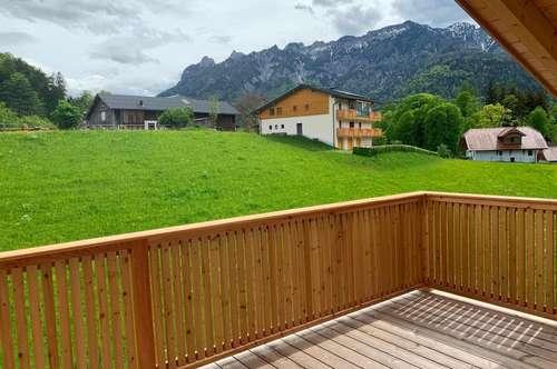 Großgmain: Terrassengeflüster mit Ausblick!!! 3 Zimmer DG Wohnung mit großer Sonnenterrasse