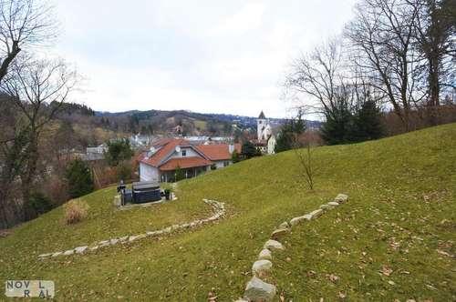 Schöne Familienvilla mit traumhaftem Garten in Klosterneuburg