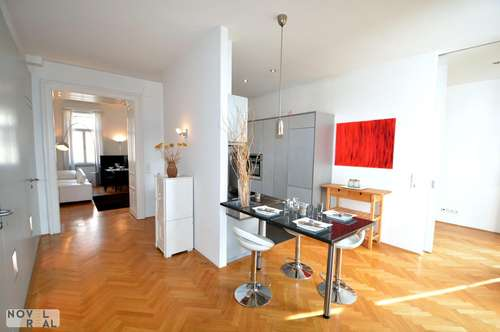 COMPLETELY EQUIPPED APARTMENT - NEAR ROCHUSMARKT / U3