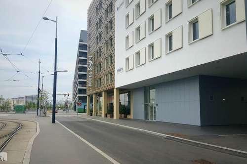 Grosszügige Garagenplätze in der Karl Popper Strasse 18 Nähe Hauptbahnhof! Keine Stapelgarage!
