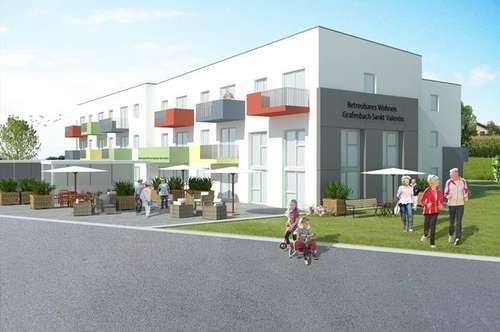 Wohnung im Bau in Grafenbach-St. Valentin