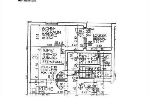 Wohnung bezugsfertig in Lockenhaus