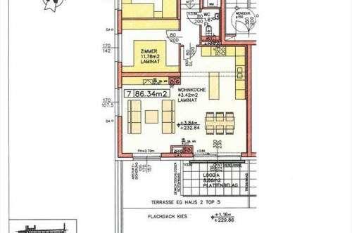 Wohnung im Bau in Großhöflein