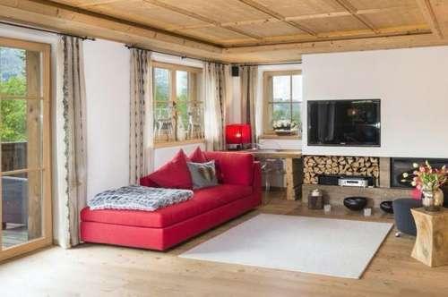 Gemütliche Luxuswohnung in Ellmau