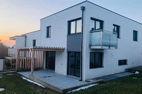 Moderne Neubau Doppelhaushälfte in Bestlage
