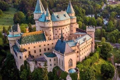Auch als Seniorenheim: Familienhotel auf einem SPA-Resort in der Slowakei