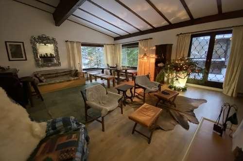 """Landhaus """"Villa Alpenhof"""" am Semmering mit Indoor-Swimming Pool und Sauna"""
