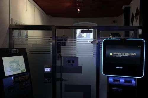 PREISREDUKTION !!! Automaten-Café mit Wohnung zu verkaufen