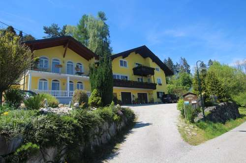 Zwei Objekte zum Wohnen und/oder vermieten mit wunderschönen See- und Panoramablick in Velden a.W.