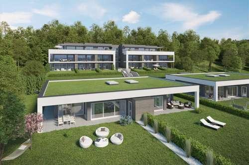 Velden HILLS! Neubau-Bungalow mit großem Eigengarten