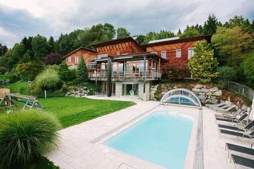 Highclass-Villa in bester Aussichtslage von Villach