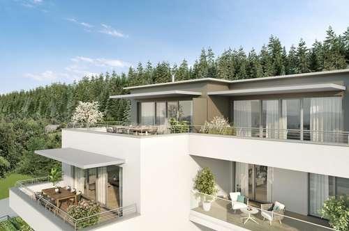 PANORAMAPERLE - Reifnitz am Wörthersee! Lifestyle-Appartement!