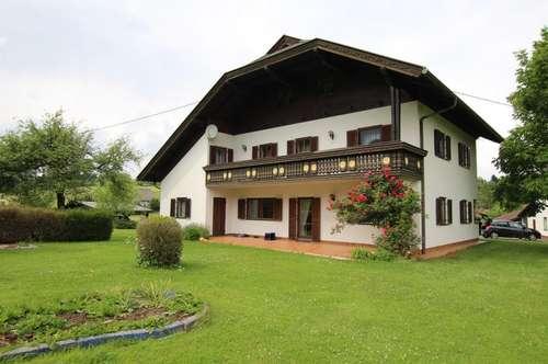 Ein-/Mehrfamilienhaus mit großem Grundstück in der Gemeinde St. Jakob im Rosental!