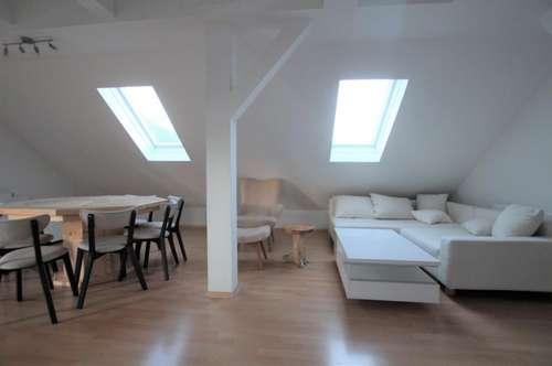 Geräumige Dachgeschoss-Mietwohnung in der Gemeinde St. Jakob im Rosental!