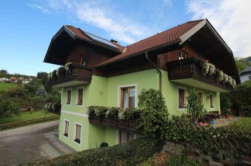 Wohnhaus mit vielen Möglichkeiten in Seeboden am Millstätter See
