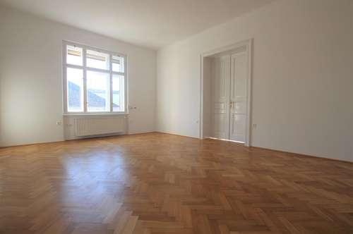 Lichtdurchflutete 4-Zimmer Altbauwohnung in Klagenfurt am Wörthersee