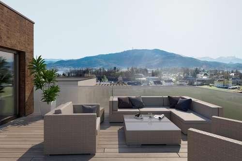 Sunset HILL! Neubau-Penthouse mit Seeblick im Zentrum von Pörtschach am Wörthersee