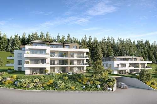Neubauprojekt - PANORAMAPERLE in Reifnitz am Wörthersee