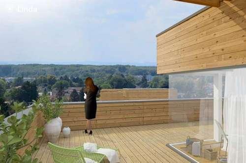 Provisionsfrei! Reihenhausprojekt mit Ausblick in Wördern, Wohnbauförderung möglich!