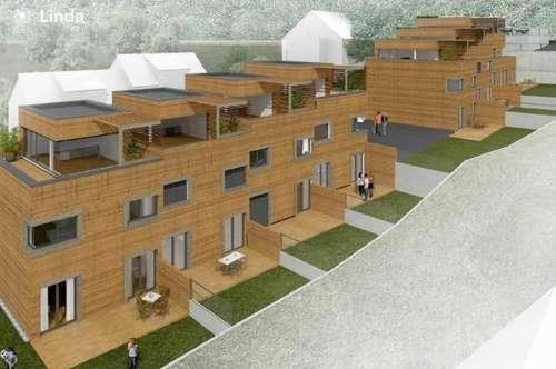 Reihenhausprojekt am Eichenhain in Wördern, Wohnbauförderung möglich!!