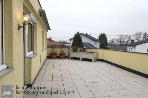 Großzügige Wohnung, 116 m² mit 2 Terrassen 15 m² und 55 m², beim Einkaufszentrum in 4100 Ottensheim