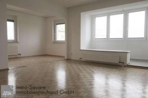 Sanierte, sonnige 3-Zimmerwohnung mit verglaster Loggia in 4020 Linz