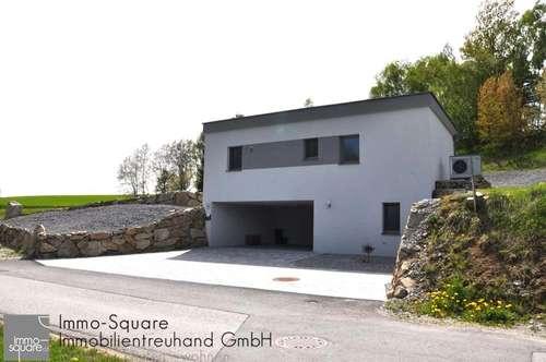 Kleiner, feiner Neubau mit Traumgarten in 4192 Schenkenfelden