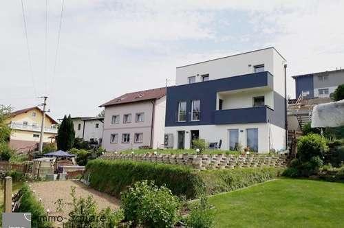 Modernes Mehrfamilienhaus mit Garten, 3 getrennte Wohneinheiten, in 4222 St. Georgen