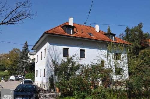 Gemütliche, renovierte 2-Zi- Wohnung, mit herrlicher Aussicht, in begehrter Lage in 4040 Linz/Urfahr