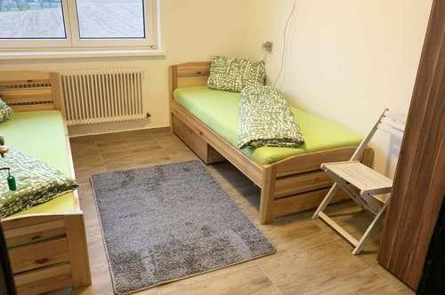 Zimmerkontigent mit 7/11 oder 18 Zimmer zu vergeben
