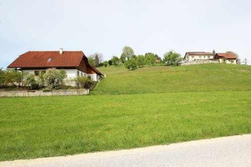 Hanggrundstück in Ternberg