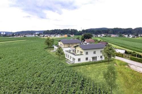 Neubau im grünen - Ahamerstraße