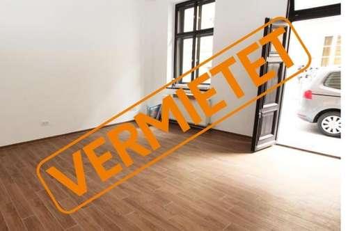 vProvisionsfreies Geschäftslokal/Büro in der Steingasse Linz