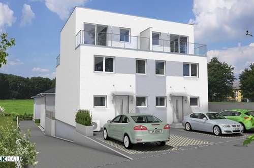 Doppelhaus in Gerasdorf – Ihr Wohn(t)raum!