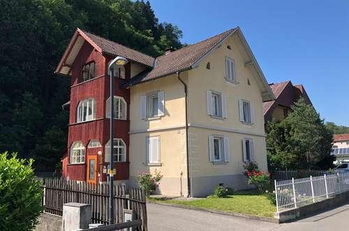 Baugrund mit Bestandsobjekt in Feldkirch
