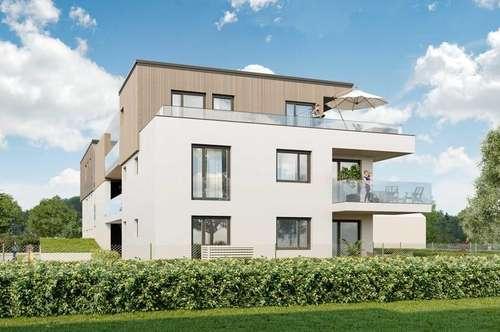 LAKELIFE - Wohnen am Puls der Zeit! *Seenähe*Zentrumsnähe* Top 6* 1. OG*Neubauprojet in Velden!