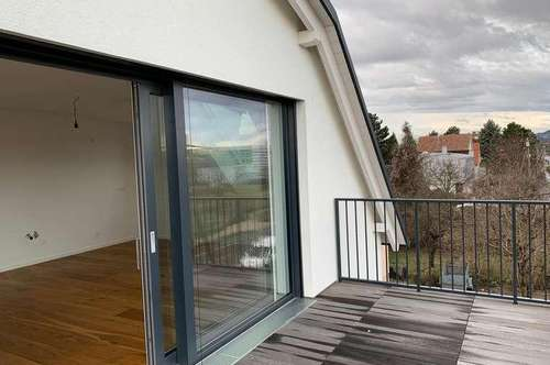 WOHNTRAUM - Exclusive Erstbezugs-DG Terrassenwohnung mit tollem Ausblick