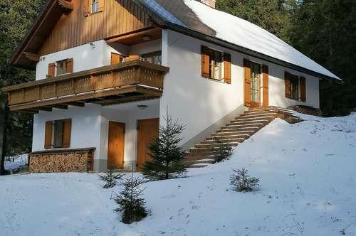 Ferienhaus direkt im Erholungsgebiet am Gaberl (1.540m)