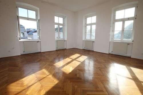 3 Zimmer Altbau-Wohnung bei AKH