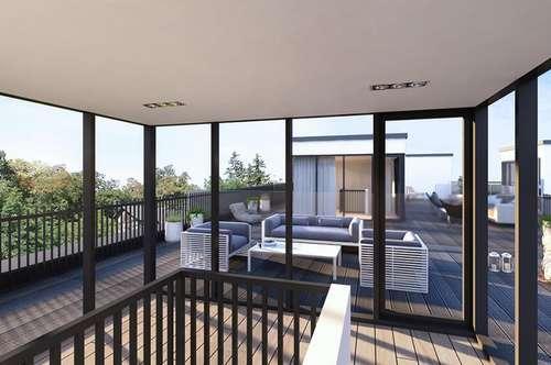 Neues Zuhause DIREKT VOM BAUTRÄGER: 3 Zi. Penthouse mit Traumterrasse!