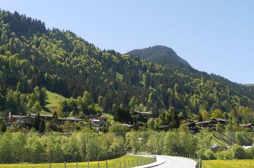 Grundstück mit Aussicht in Kitzbühel