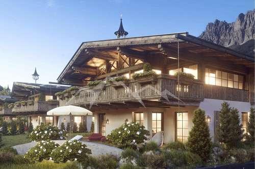 Gartenwohnung im Tiroler Stil