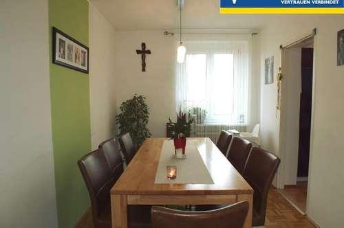 Kostengünstige Wohnung mit guter Infrastruktur!