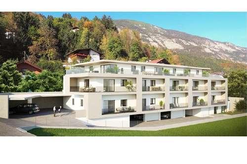 Neubauprojekt Stans - 3 Zimmer Gartenwohnung