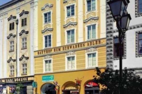 *Ab sofort* Nette 2-Zimmer Wohnung am Stadtplatz 40/Freiung 5, Top 22
