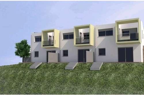 Projektierte Reihenhäuser -- Ruhiges Wohnen mit Weitblick Top2