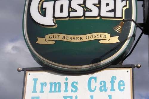 """""""IRMIS CAFE"""" ab 2017, mit Inventar gegen wenig Ablöse, zu pachten ! ! !"""